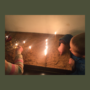 дети в церкви песочница2
