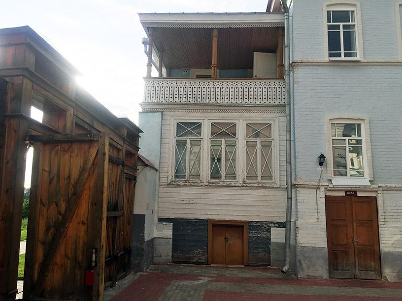 Елабуга дом, где жил Шишкин