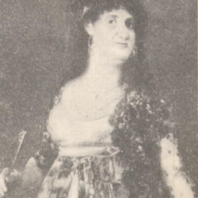 Марии-Луизы Гойя