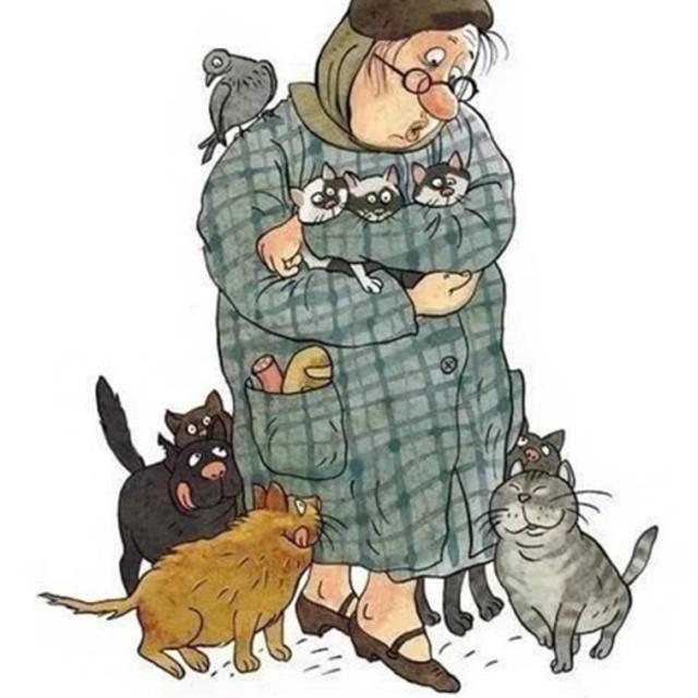 карикатуры художницы Ольги Громовой