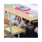 дети под партой
