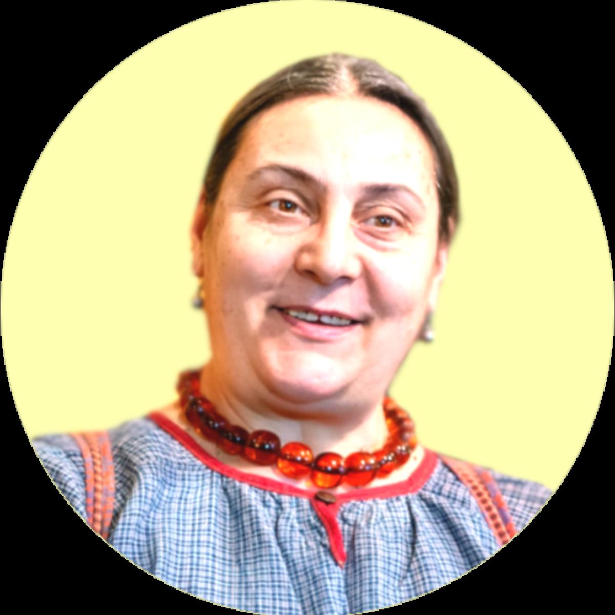 Марина Ашуха
