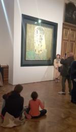 Перед картиной Климта