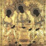 Золотой оклад