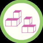 Кубические здания