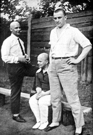 Шкловский Виктор Борисович (1893 — 1984)